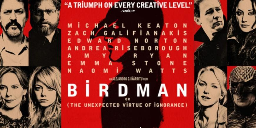 poster critica birdman