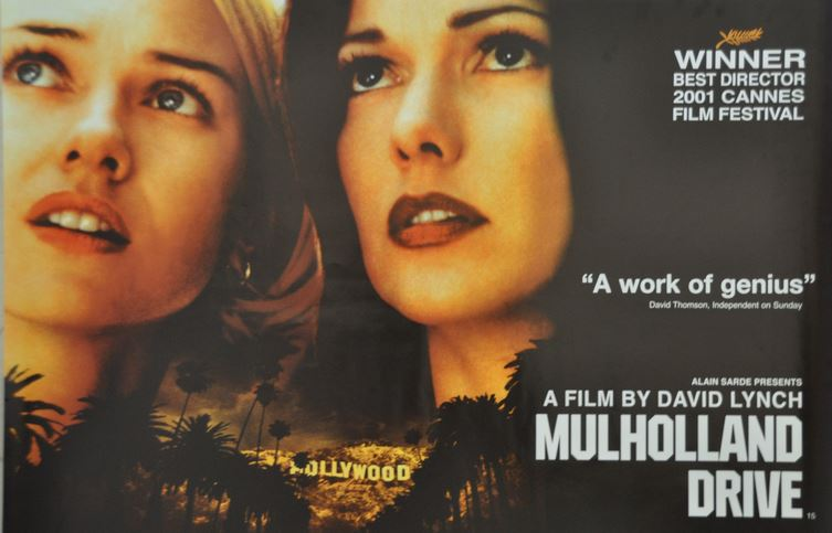 poster critica mulholland dr