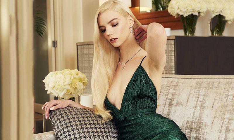 anya taylor joy green