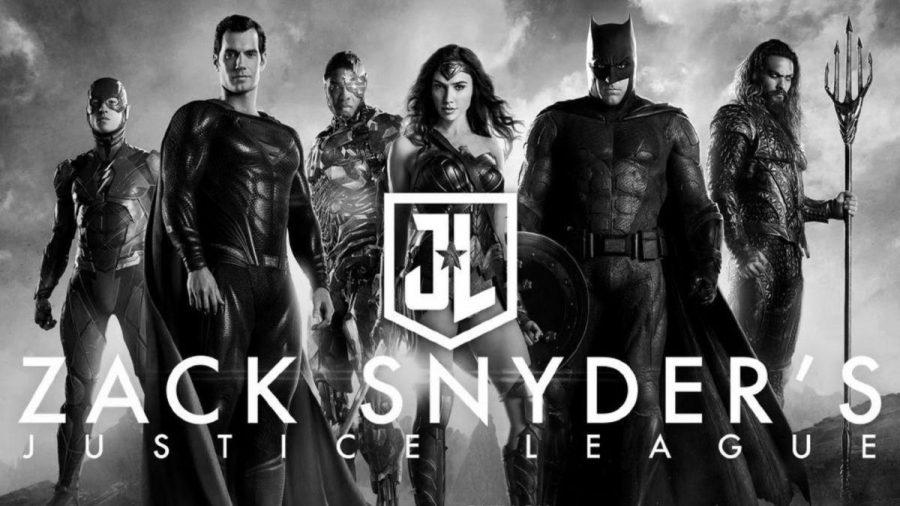 Poster Liga de la Justicia Zack Snyder
